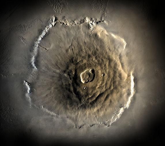 MARTE - Olympus Mons