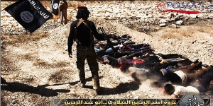 IMAGEM - 10 AS SANGRENTAS BARBARIDADES DA ISIS