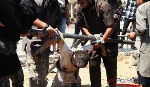 IMAGEM - 13 AS SANGRENTAS BARBARIDADES DA ISIS