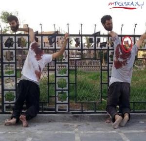 IMAGEM - 18 AS SANGRENTAS BARBARIDADES DA ISIS