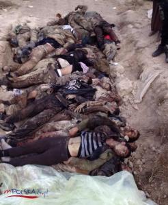 IMAGEM - 23 AS SANGRENTAS BARBARIDADES DA ISIS