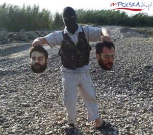 IMAGEM 4 - AS SANGRENTAS BARBARIDADES DA ISIS