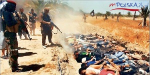 IMAGEM - 8 AS SANGRENTAS BARBARIDADES DA ISIS