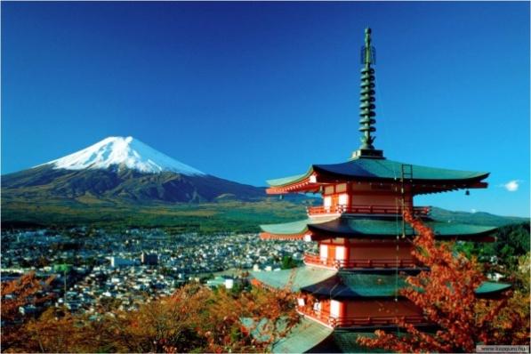 Monte-Fuji-Japão-1